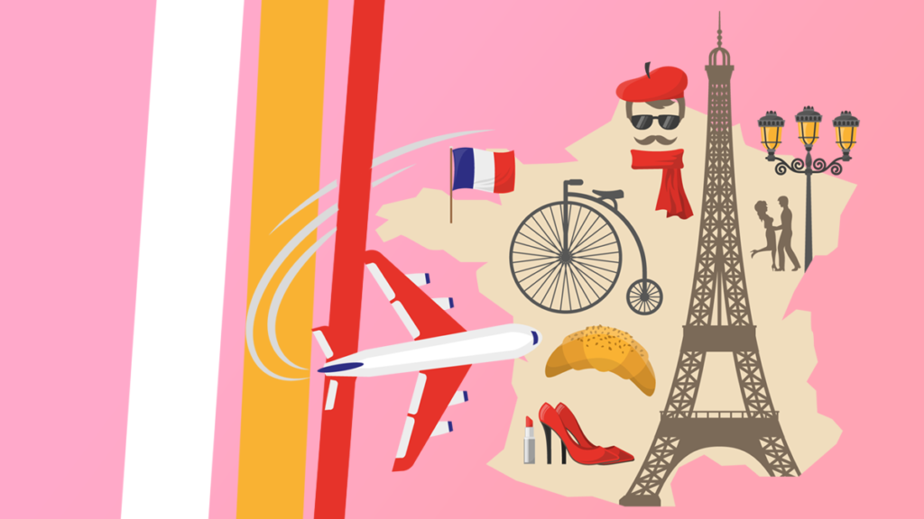 French Words and Phrases for Travel