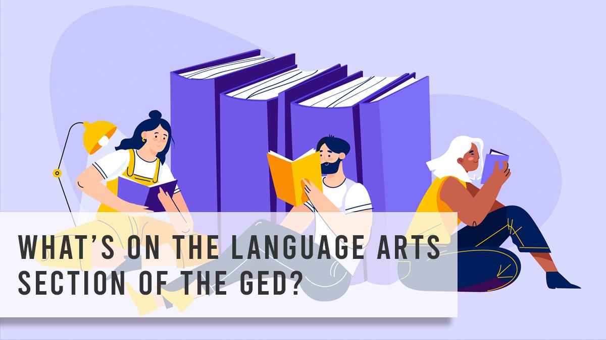 Reasoning Through Language Arts GED