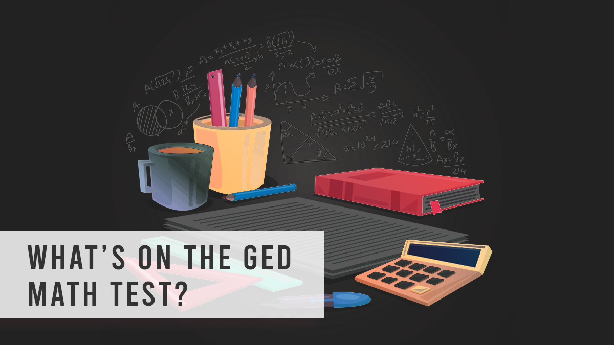 What's On the GED Math Test