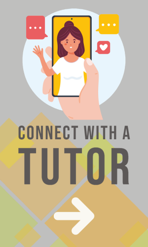 Get a Tutor Today