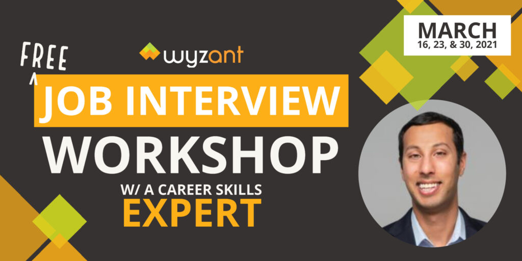 Free Job Interview workshop w Wyzant on Eventbrite