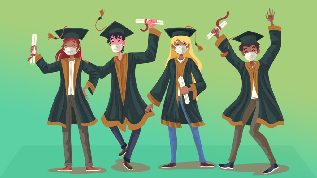 The Unique Realities of Graduating COllege in 2021