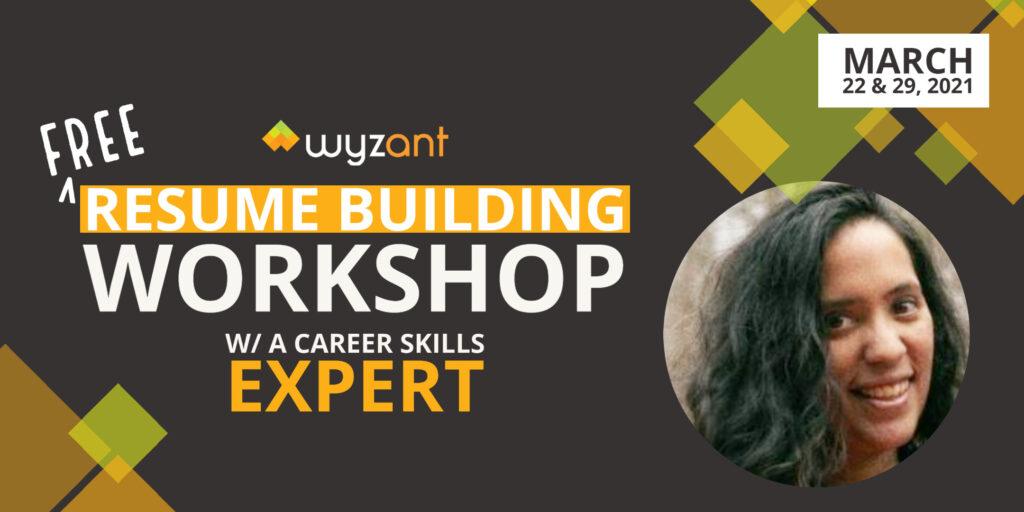 Resume Building Workshop w Wyzant