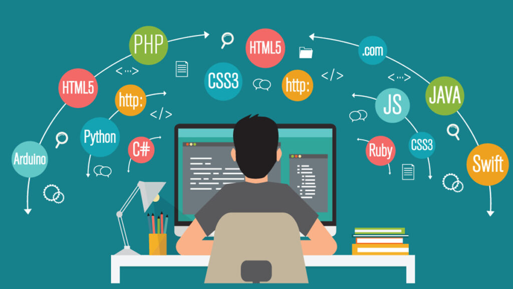 According to a StackOverflow Survey, Here's How Beginners Learn New Coding Languages
